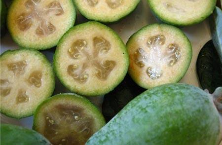 Фейхоа – маленький полезный фрукт